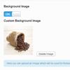 Custom Background Color/Image