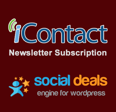 iContact Email Marketing for the Social Deals Engine