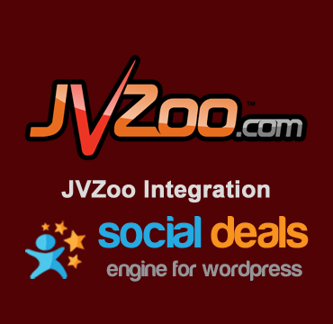 JVZoo Extension for the Social Deals Engine