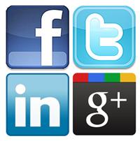 Facebook Twitter Google Plus LinkedIn