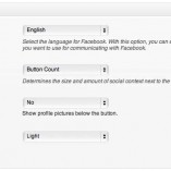 Traffic Blaster Facebook Settings