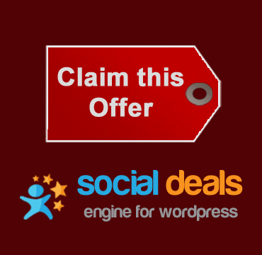 Claim This Offer Extension for the Social Deals Engine