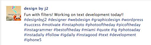 Hashtag SPAM