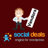 Vendors Extension for the Social Deals Engine